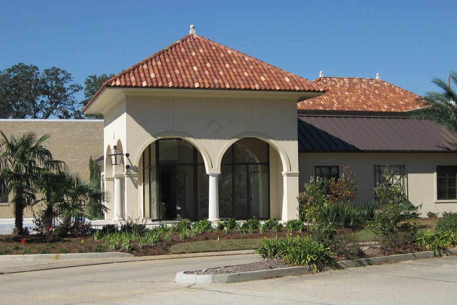 Advanced Surgical Care of Baton Rouge Front Entrance building exterior