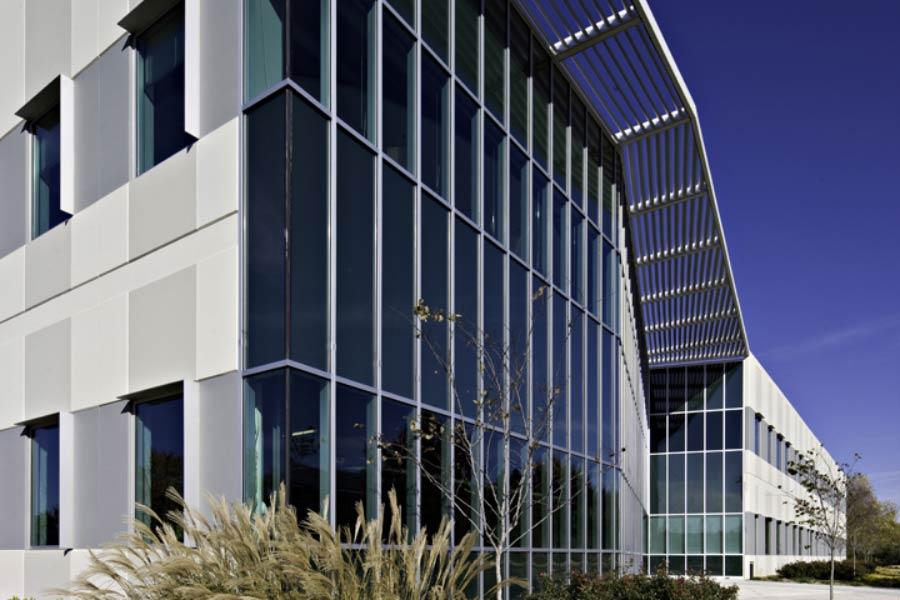Arkansas Research Technology Park building interior