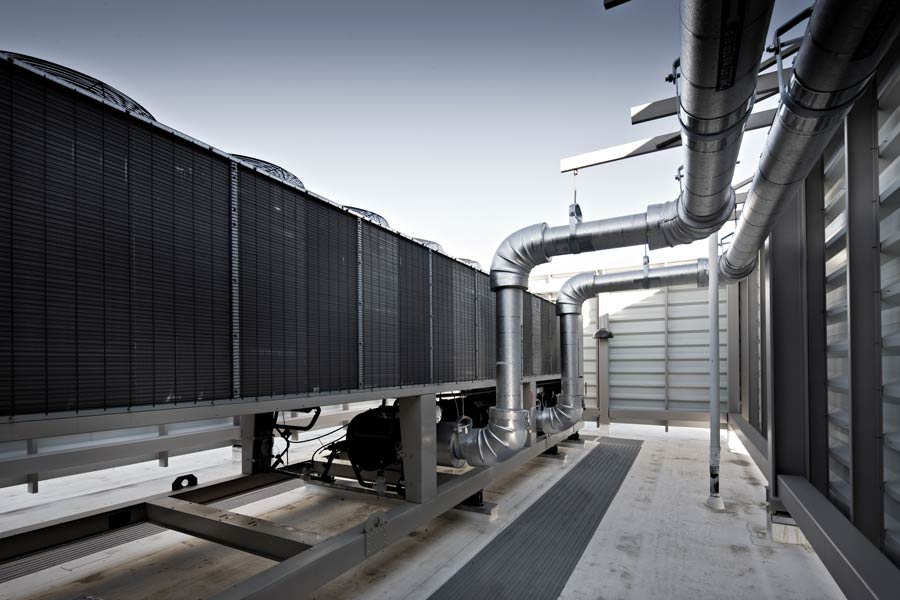 Arkansas Research Technology Park HVAC System