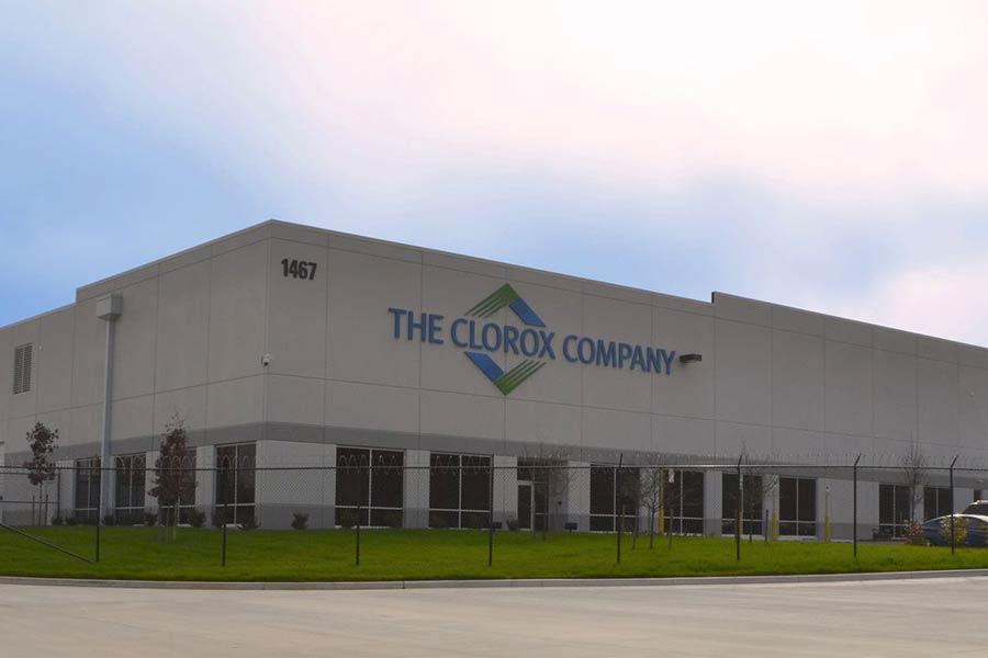 The Clorox Company building exterior