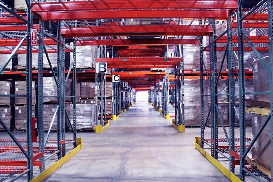 Creative Werks warehouse interior
