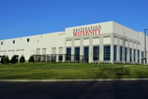 Destination Maternity warehouse exterior