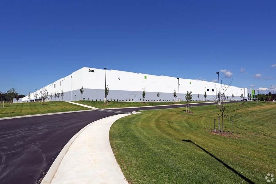 Goodman Logistics Center II building exterior