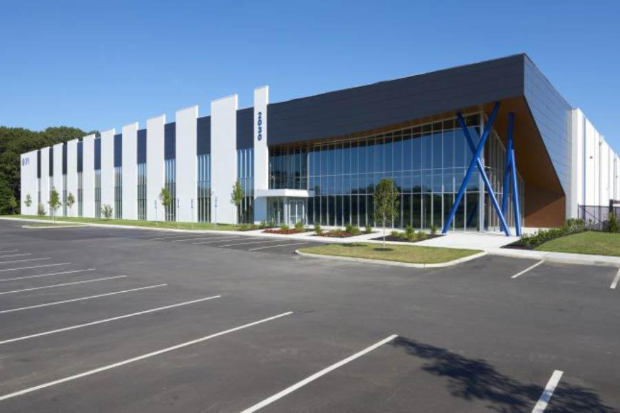 QPSI building exterior