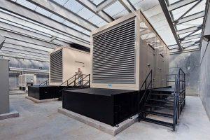 Roper Saint Francis Data Center HVAC system
