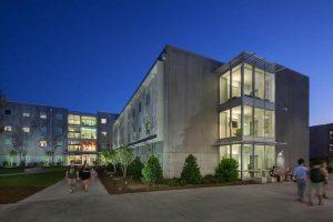 Savannah College of Art & Design campus exterior