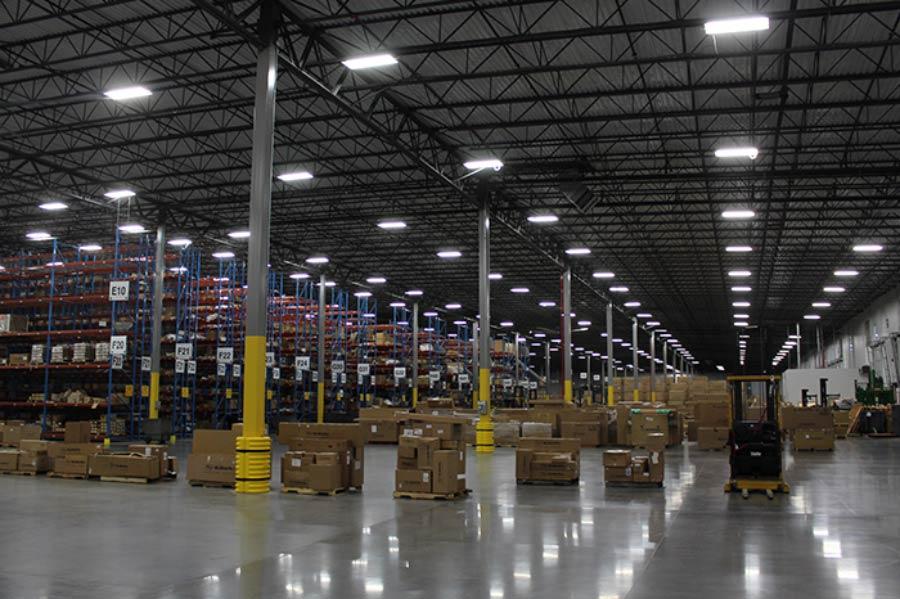 Suburu interior warehouse